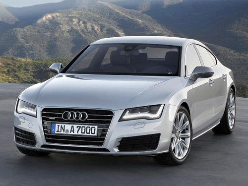 Audi A7 2010 - 2014