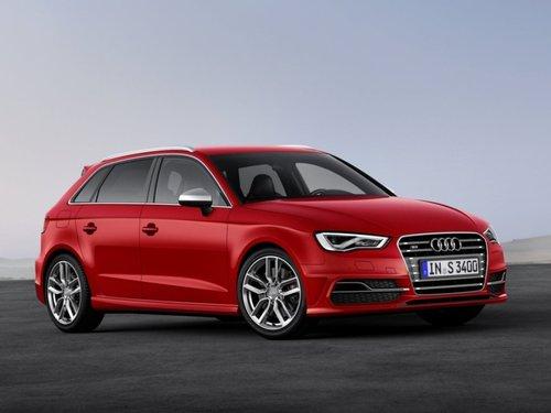 Audi S3 2013 - 2016