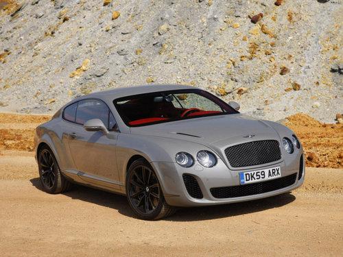 Bentley Continental GT 2003 - 2013