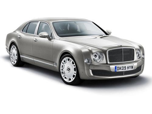 Bentley Mulsanne 2010 - 2016