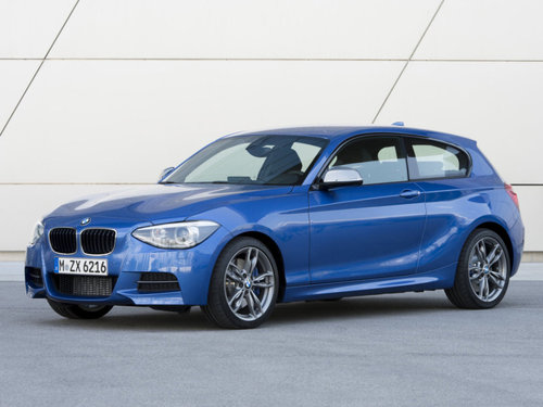 BMW 1-Series 2012 - 2014