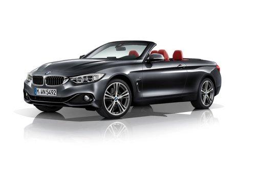 BMW 4-Series 2014 - 2016