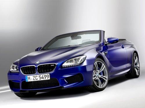 BMW M6 2012 - 2015