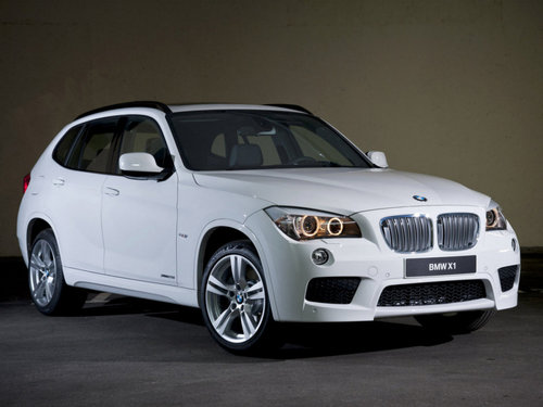 BMW X1 2012 - 2015
