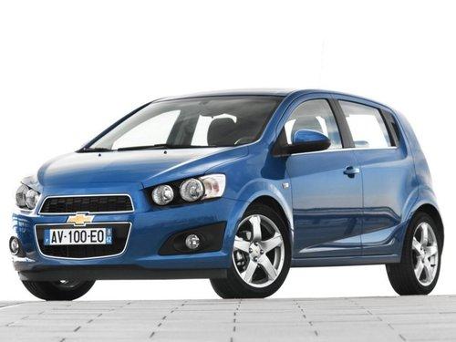 Chevrolet Aveo 2011 - 2015