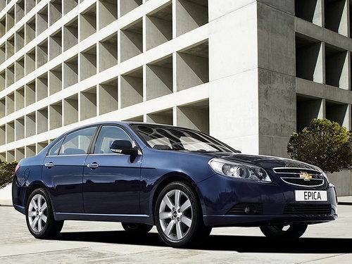 Chevrolet Epica 2006 - 2009