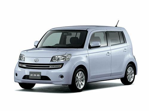 Daihatsu Coo 2006 - 2013