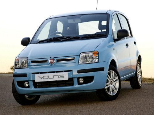 Fiat Panda 2008 - 2012