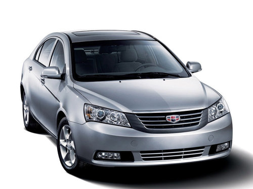 Geely Emgrand EC7 2009 - 2017