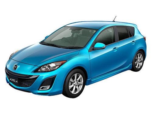 Mazda Axela 2009 - 2011