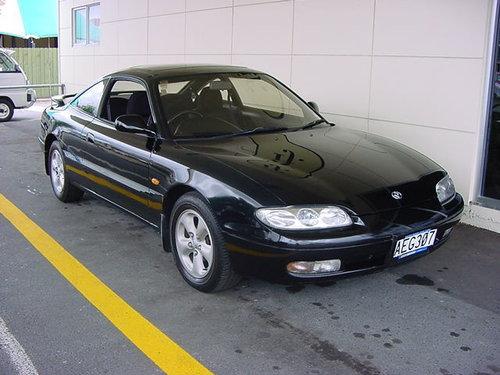 Mazda MX-6 1992 - 1995