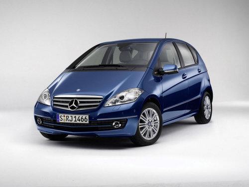Mercedes-Benz A-Class 2008 - 2012