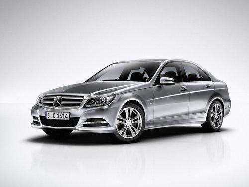 Mercedes-Benz C-Class 2011 - 2014