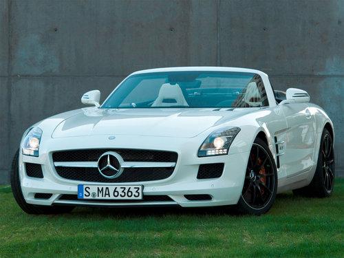 Mercedes-Benz SLS AMG 2011 - 2014