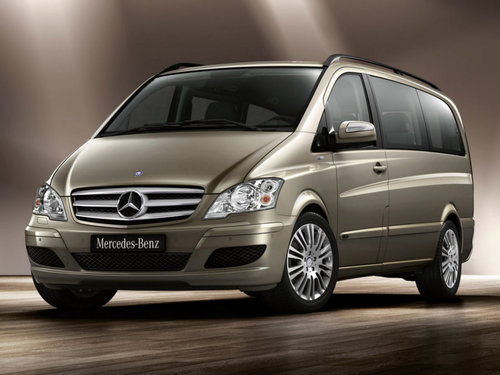 Mercedes-Benz Viano 2010 - 2014