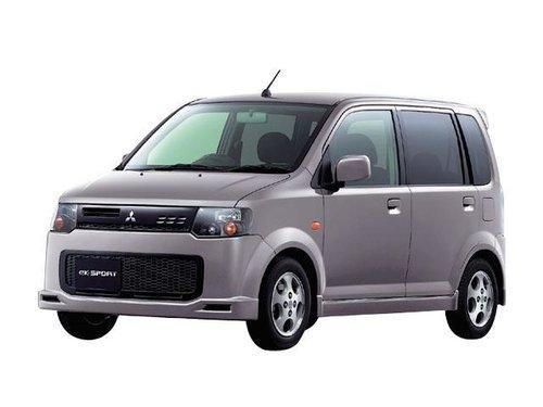 Mitsubishi eK Sport 2006 - 2013