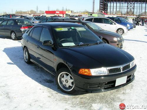 Mitsubishi Lancer 1997 - 2000