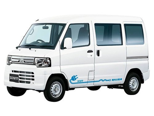 Mitsubishi Minicab MiEV 2011