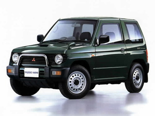 Mitsubishi Pajero Mini 1994 - 1998
