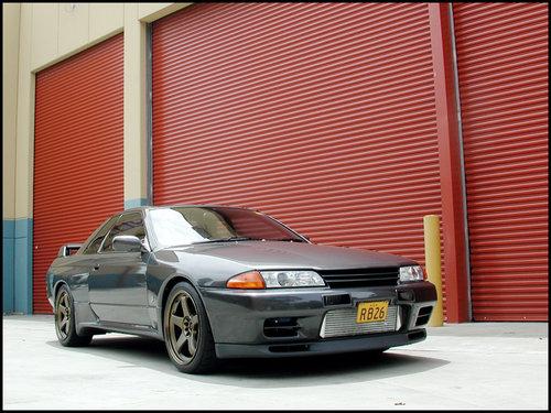 Nissan Skyline GT-R 1989 - 1994