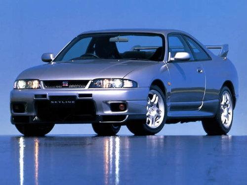 Nissan Skyline GT-R 1995 - 1998
