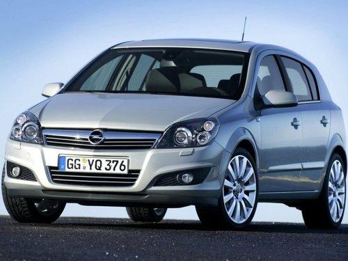 Opel Astra Family 2011 - 2014
