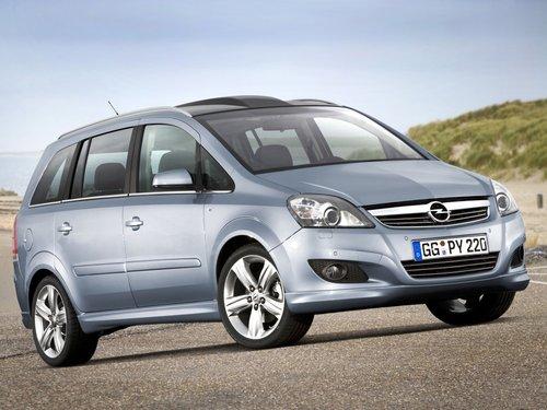 Opel Zafira 2007 - 2015