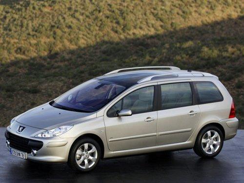 Peugeot 307 2005 - 2007