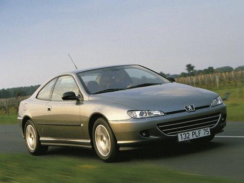 Peugeot 406 2003 - 2005
