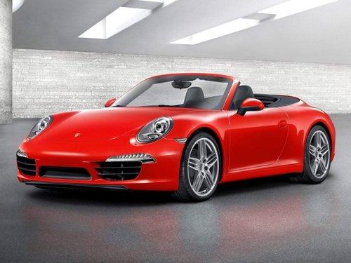 Porsche 911 2011 - 2016