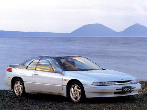 Subaru Alcyone 1991 - 1997