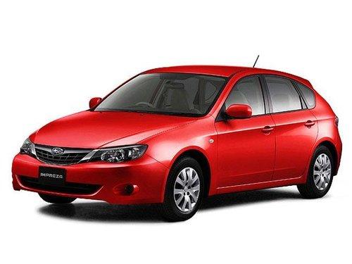 Subaru Impreza 2007 - 2011