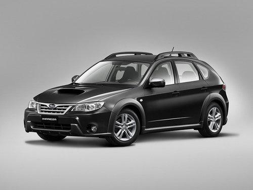 Subaru Impreza XV 2010 - 2011