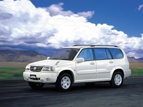 Suzuki Grand Escudo 2000 - 2003