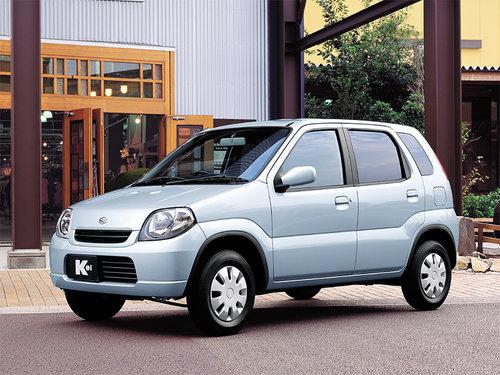 Suzuki Kei 2000 - 2006