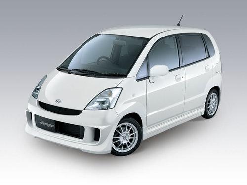Suzuki MR Wagon 2001 - 2005