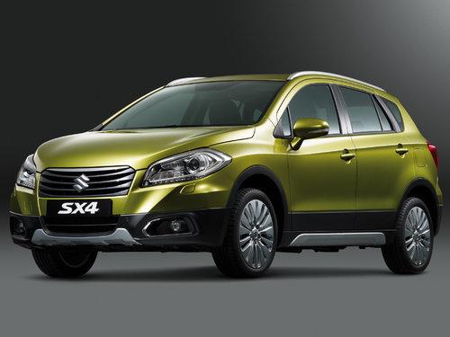 Suzuki SX4 2013 - 2016