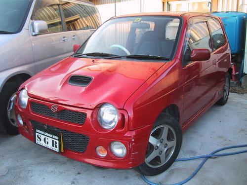 Suzuki Works 1990 - 1994