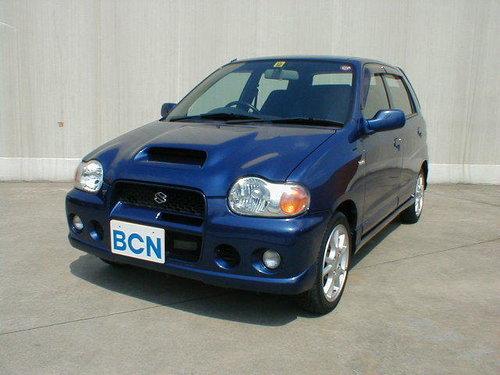 Suzuki Works 1998 - 2000
