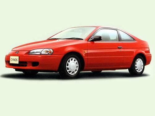 Toyota Cynos 1995 - 1999
