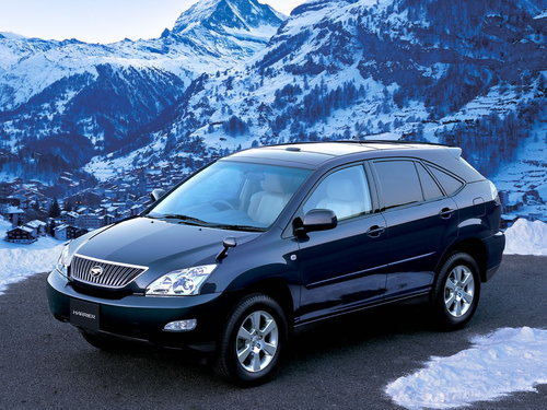Toyota Harrier 2003 - 2013