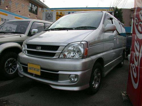 Toyota Touring Hiace 1999 - 2002