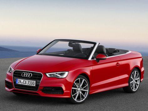 Audi A3 (8V) 01.2014 - 08.2016