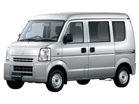 Mitsubishi Minicab  02.2014 - 02.2015