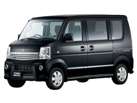 Mitsubishi Town Box  02.2014 - 02.2015