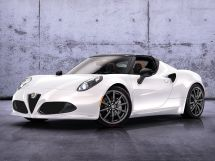 Alfa Romeo 4C 1 поколение, 03.2014 - н.в., Открытый кузов