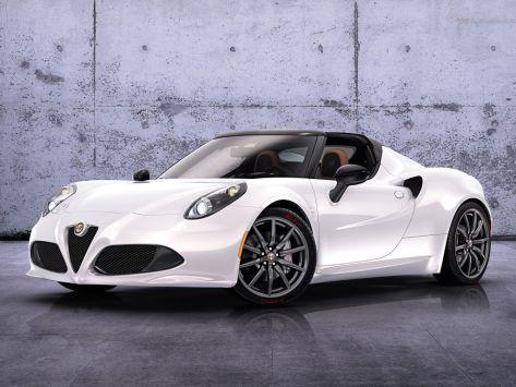 Alfa Romeo 4C  03.2014 -  н.в.