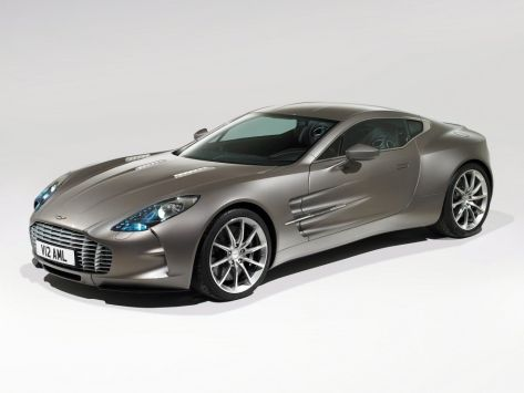 Aston Martin One-77  03.2009 - 05.2012