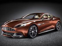 Aston Martin Vanquish 2 поколение, 07.2012 - 07.2014, Купе