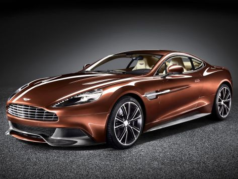 Aston Martin Vanquish  07.2012 - 07.2014